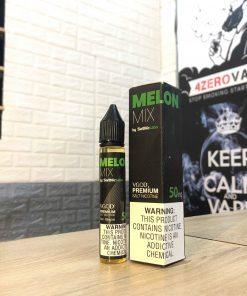 Vgod melonmix tinh dau salt nicotine vgod 25mg 50mg dua gang