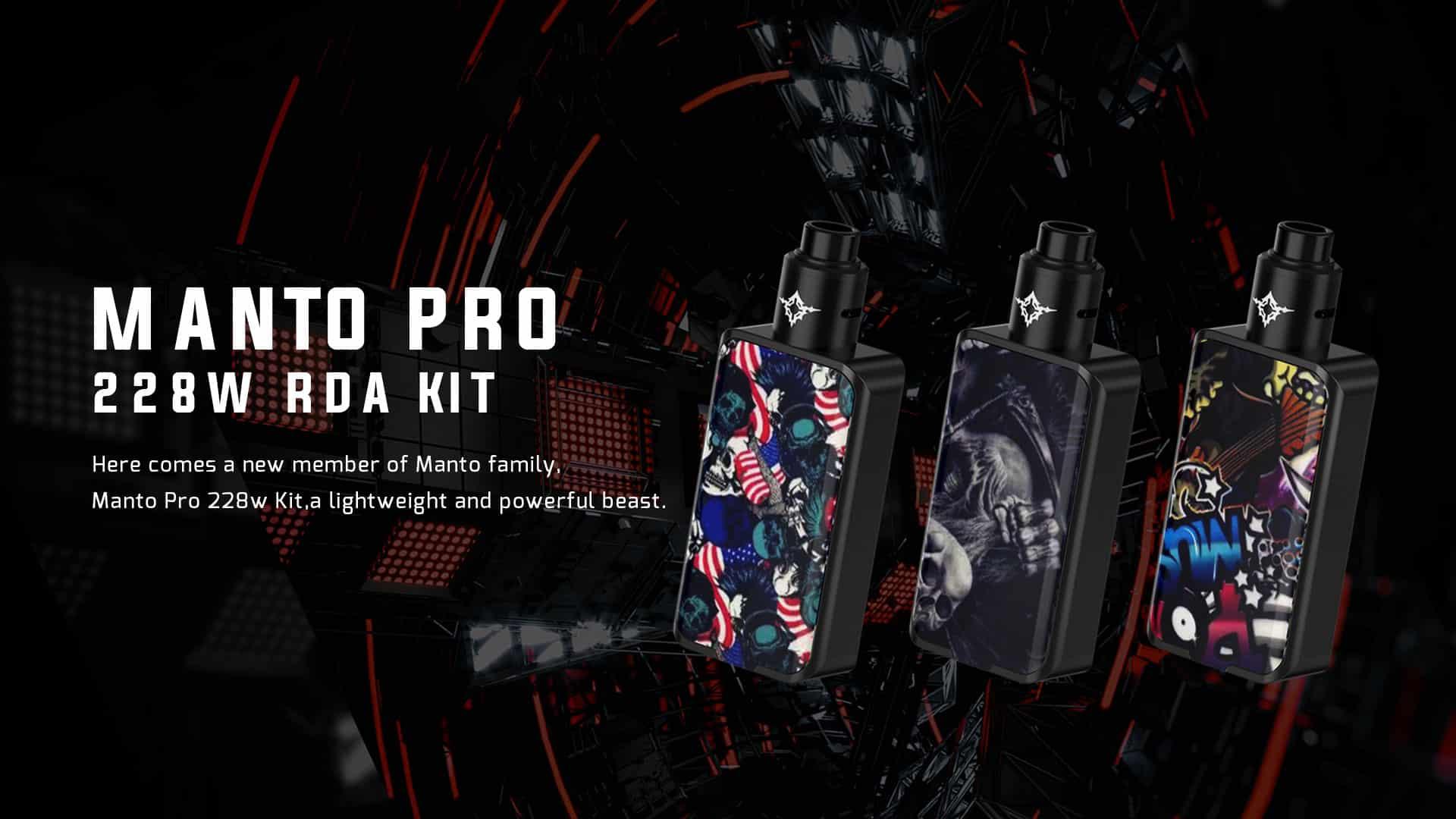 Manto pro kit 228w by rincoe